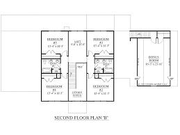 Houseplans BIZ   House Plan  B The ALBANY BBIZ   House Plan  B The ALBANY B