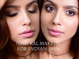 everyday neutral makeup for indian skin 2016 08 02