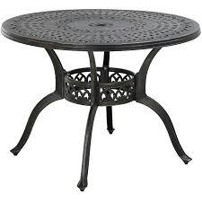 wrought iron patio furniture decor