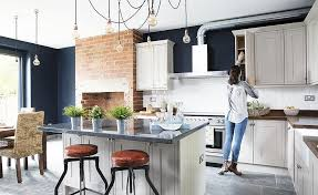 kitchen case study creating an industrial style kitchen diner real homes