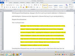 Mla Formatting Quote Citations And Works Cited Livaudais English
