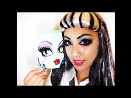 learn how to do lagoona blue s makeup for