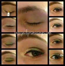 tutorial spring eye makeup look with lashem starlooks merable difference