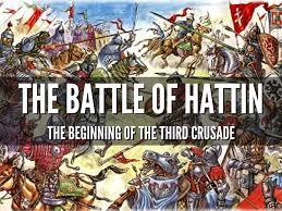Image result for battle of hattin