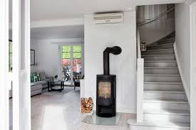 The stoves are designed with simple and stylistically. My Scandinavian Home Fireplaces