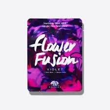 <b>Flower Fusion</b>™ <b>Violet</b> Nourishing Sheet Mask | <b>Origins</b>