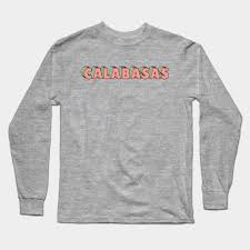 Calabasas Long Sleeve Size Chart Calabasas Pastel