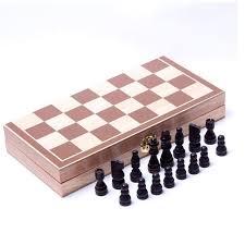 Wooden Board Game Sets 100100cm Folding International Chess Game Set Board Game Wooden 22