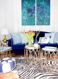 Zebra Rug Living Room One Room Challenge The Room Reveal