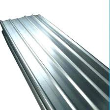galvanized corrugated classic rib metal roofing panel sheet home depot ft steel roof in ideas centre