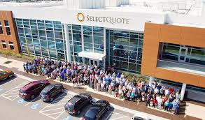 selectquote photo of our new office in overland park ks