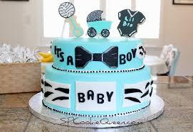 Spcookiequeen I Gave Birth To A Baby Shower Cake