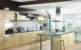 Modern Wallpaper For Kitchen Wallpaper