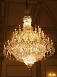 Exquisite Lighting Exquisite Chandelier In The Ballroom At Pera House Lighting N