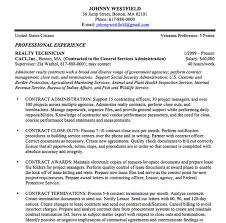 Federal Resume Writing Service Gorgeous Government Resume Writing Service ‒ Certified Federal Resume Writing