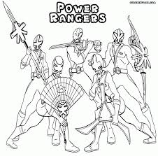 Small Picture Download Coloring Pages Power Ranger Coloring Pages Power Ranger