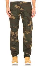 Designer Camo Pants Ruck Double Knee Pant
