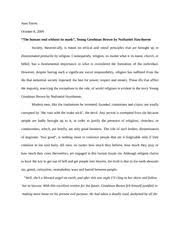 young goodman brown documents course hero english essay 2