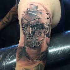 Tetování Gladiátor
