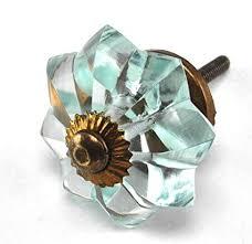 blue glass door knobs. Arctic Blue Glass Melon Cabinet Knobs Drawer Pulls Handles Within Plan 7 Door L