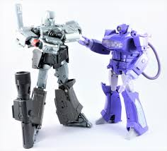 Transformers Masterpiece Mp 36 Megatron And