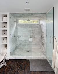 The kind of Shower window Daniel wants. Bouldin Creek Residence by  Silverthorn Contracting and Design along with Restructure Studio