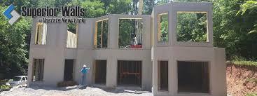multi level concrete homes
