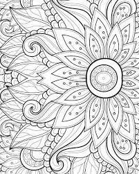 Small Picture Hard Coloring Pages Adults Cute Best Coloring Pages For Adults