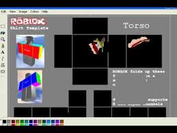 Create A Shirt Roblox