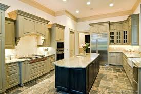 green grey kitchen cabinets traditional two tone kitchen green grey kitchen cupboards