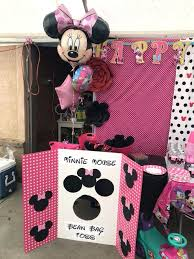minnie mouse decor decoration ideas diy