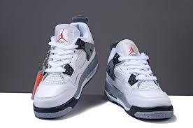 jordan shoes retro 4. jordan 4 retro womens red black grey shoes r