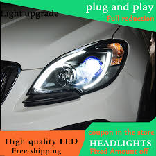 <b>Car Styling Head Lamp</b> For Opel MOKKA Headlights 2013 2015 For ...