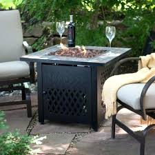 blue rhino fire pit propane gas outdoor fireplace place manual