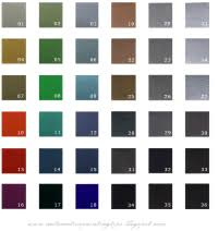 Ppg Automotive Color Chart Pdf Dupont Ppg Paint Charts Html