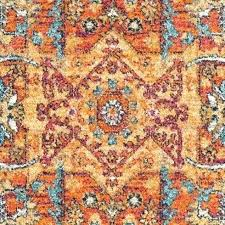 orange and blue area rug blue and orange area rugs blue orange area rug evoke blue