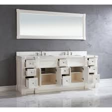 cabinet with mirror 84 inch white finish double sink bathroom vanity