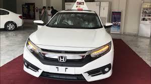New Honda Civic 2019 Face Lift In Pakistan