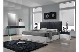 black modern bedroom sets. ireland modern platform bed collection black bedroom sets n