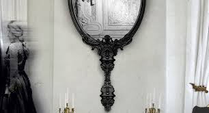 5 stunning black wall mirrors you will want to have discover the season s newest designs