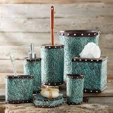 Decorative Accessories For Bathrooms Bathroom Teal Bathroom Accessories Aqua Decor Sets On Luxury 53