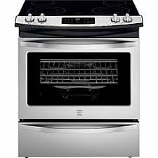 kenmore glass top stove. kenmore 42533 4.6 cu. ft. slide-in electric range w/ ceramic smoothtop glass top stove
