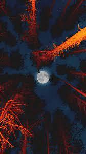 Download wallpaper 1350x2400 moon, full ...
