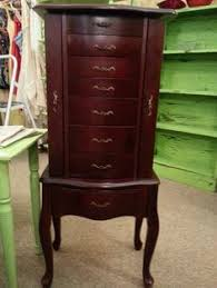 standing jewelry box.  Jewelry Very Fine Vintage Standing Jewelry Box By AmbersAntiquesCo On Etsy 20000  Box To