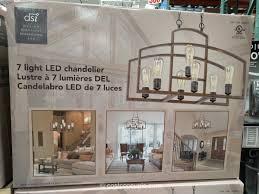 bathroom fixtures costco bathroom light fixtures costco dsi 7light led chandelier manor