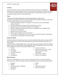 the scarlet letter essay topics the scarlet letter overview