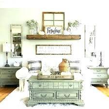 rustic farm decorating ideas wall decor best farmhouse on for regarding family room id