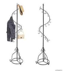 Coat Bag Rack Coat Hanger Stand 100 Hooks Bag Hat Garment Rack Clothes Holder 38