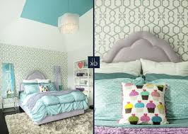 cool blue bedrooms for teenage girls.  Cool Teenage Bedrooms Cool Blue Accented Girl Bedroom Decor Idea Inside Blue For Girls E