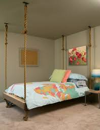 hanging bed homesthetics